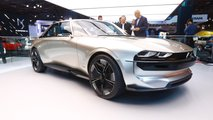 Peugeot e-LEGEND CONCEPT en el salón de París