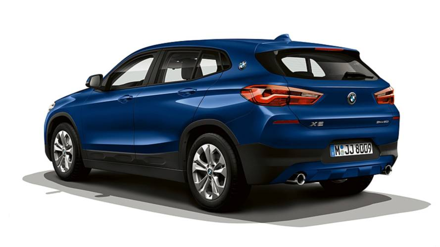 2018 BMW X2 Advantage Plus