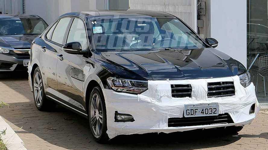 Novo VW Jetta será lançado no Brasil no próximo dia 20