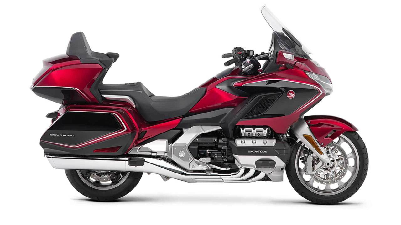 Tourer Expensive Option: Honda Gold Wing Tour