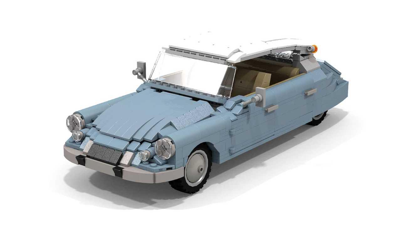 Lego, Citroën DS