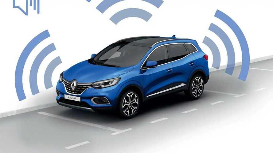 Renault Kadjar (Frissített)