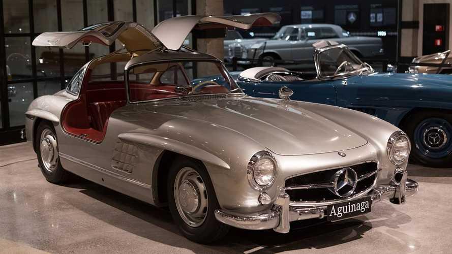 ¿Eres fan de Mercedes-Benz? Atento al Museo Aguinaga, en Bilbao