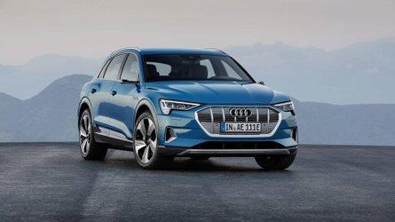 Audi e-tron 2019, enchufado al futuro