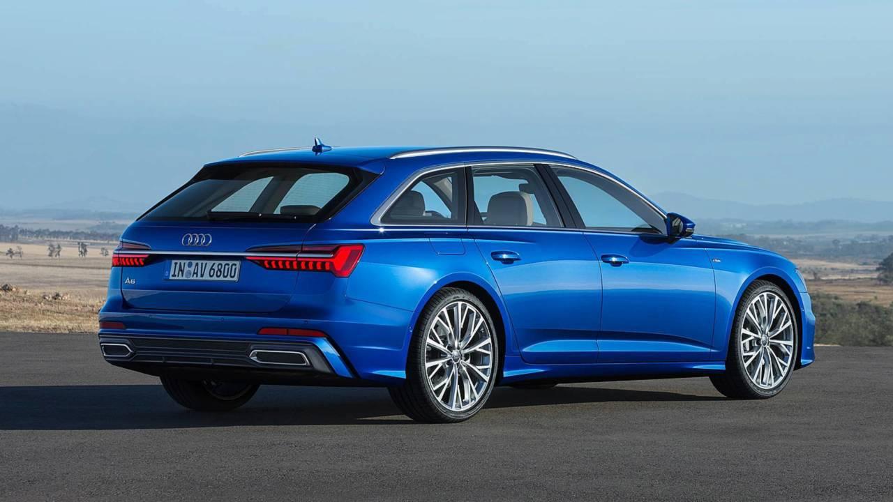 Audi A6 Avant - settembre