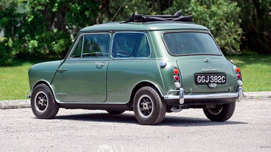 Mini Cooper S DeVille de Paul McCartney