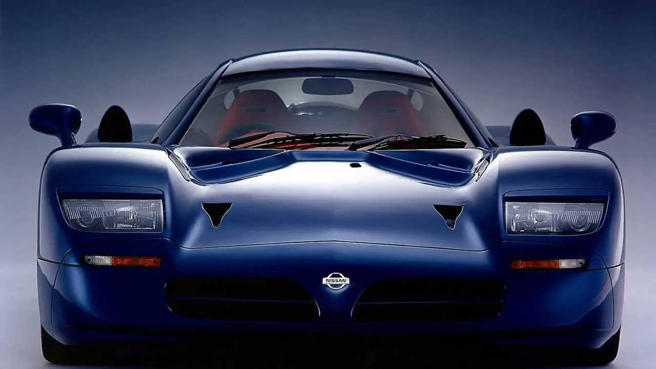 1998 Nissan R390 GT1 road car concept