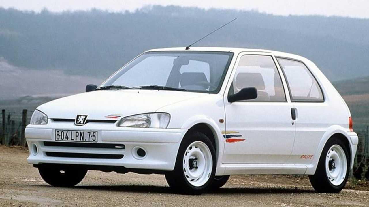 Peugeot 106 Rallye '1994–96