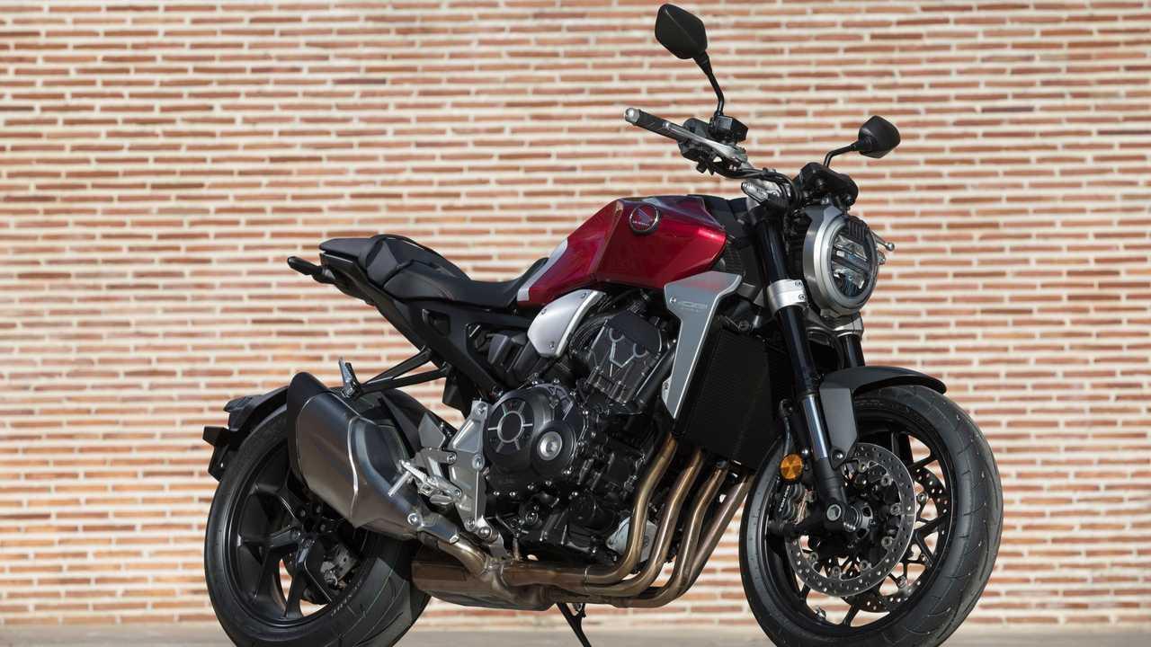 Motos Honda 2019