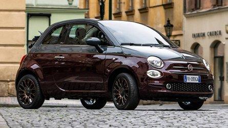 Fiat 500 Collezione, vestita per l'autunno