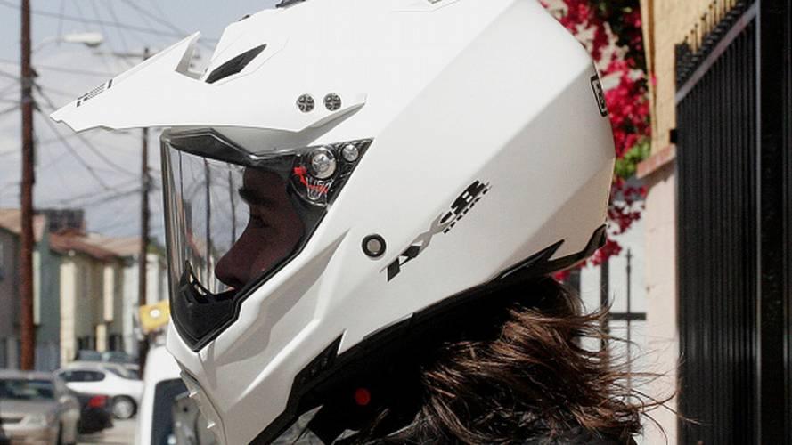 Gear: AGV AX-8 Dual helmet