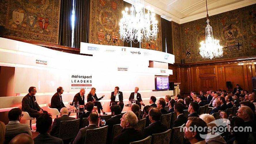 Los líderes del automovilismo abordan el futuro del deporte en el Foro de Londres