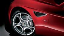 Alfa Romeo 8C, le foto storiche