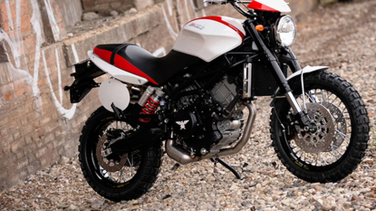 Rumors of Moto Morini's demise have been greatly exaggerated