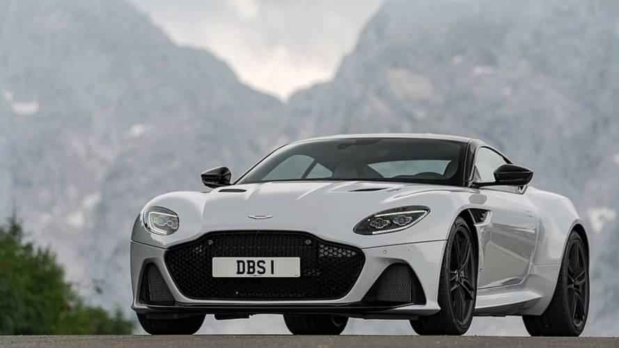 Artık Aston Martin'inizi taksitle alabilirsiniz!