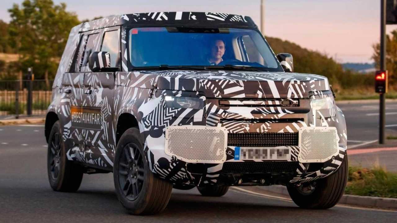 Land Rover Defender 2020 -