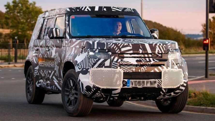Novo Land Rover Defender focará em tecnologia e design