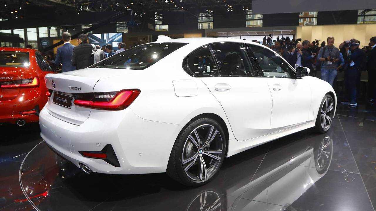 BMW Série 3 Salão de Paris
