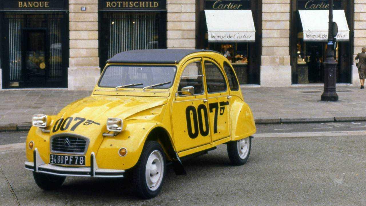 James Bond-Ente