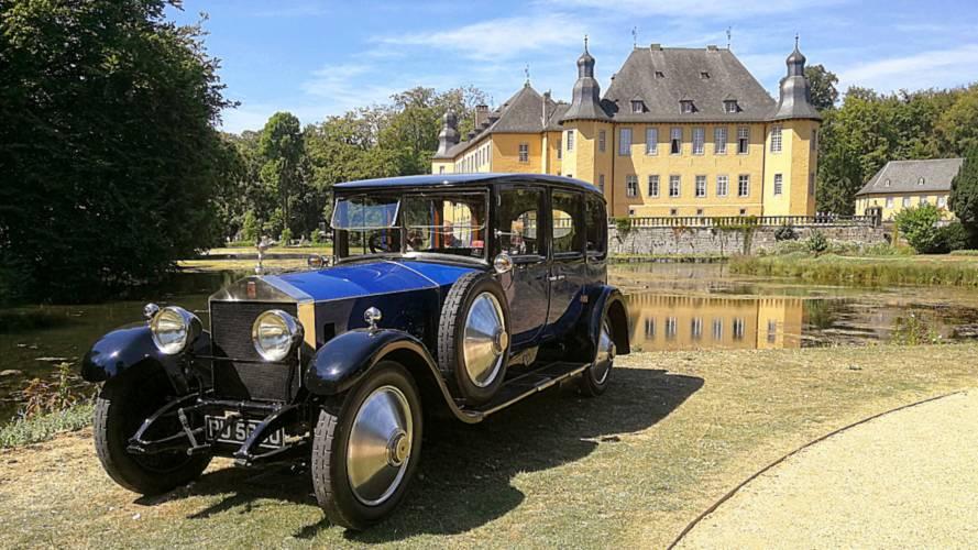 Classic Days Schloss Dyck 2018