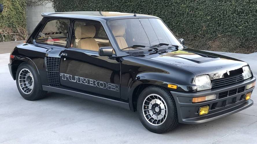 Renault 5 Turbo 2 Evolution: una unidad increíble, a subasta