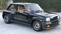 Renault 5 Turbo 2 Evolution de 1985