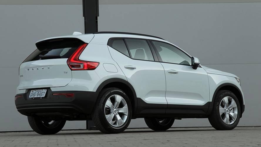 Importados mais vendidos em agosto: SUVs da Volvo e Jaguar brilham
