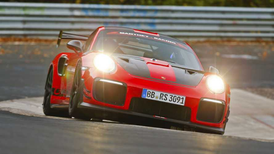 Porsche no para: el récord del 911 GT2 RS MS en el 'Ring', en vídeo