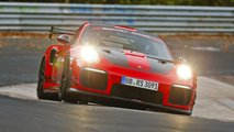 Porsche 911 GT2 RS Manthey-Racing