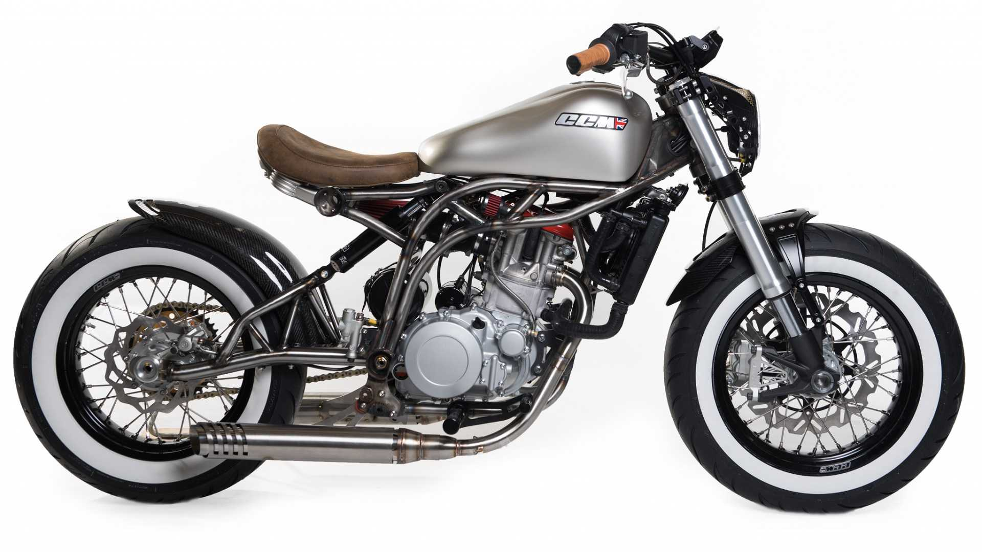 CCM's Spitfire Bikes Are True Works Of Art