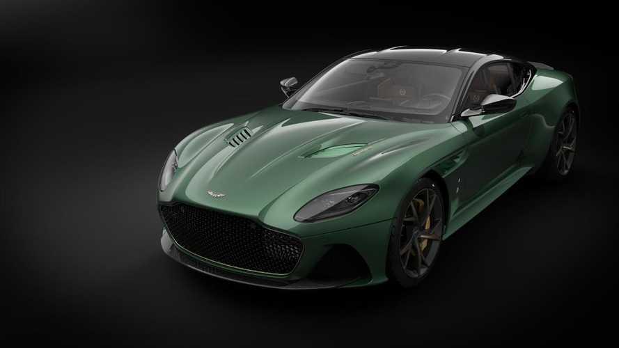 Aston Martin DBR1 Le Mans Win Inspires Special Edition DBS