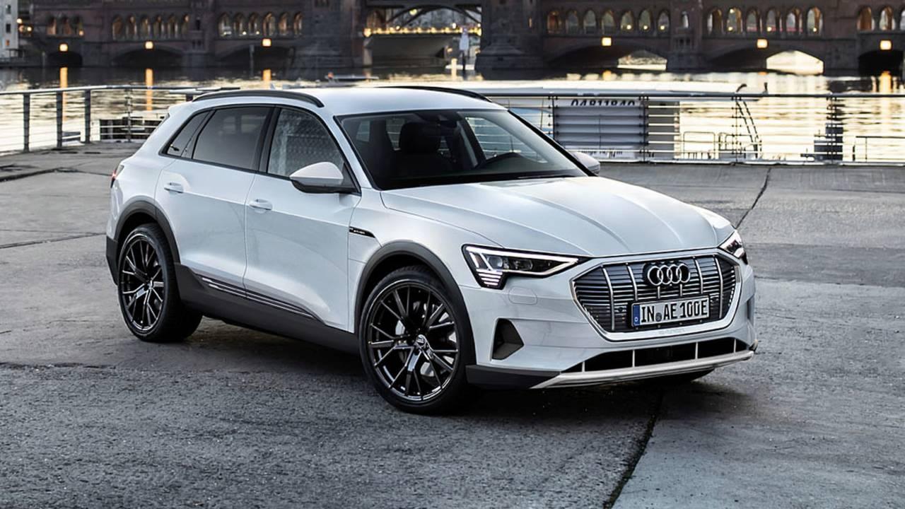 Render Audi e-tron 2019