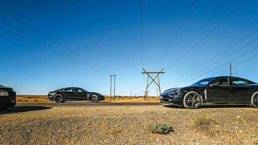 Elétrico, novo Porsche Taycan chega aos 100 km/h em 3,5 segundos