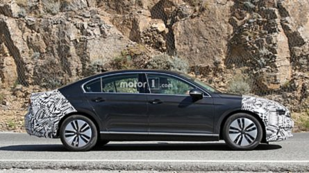 Your Next Euro VW Passat Could Be Built By Skoda
