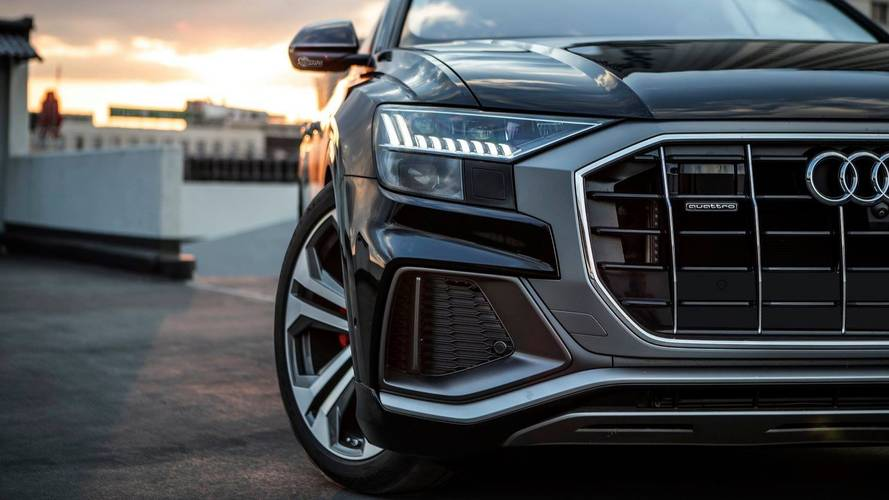 Audi Q8 by Auditography