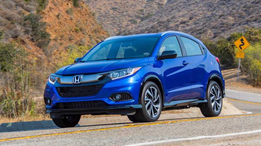 Honda HR-V ganhará versão esportiva com motor 1.5 turbo