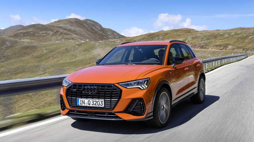Audi Q3 (2019) im Test