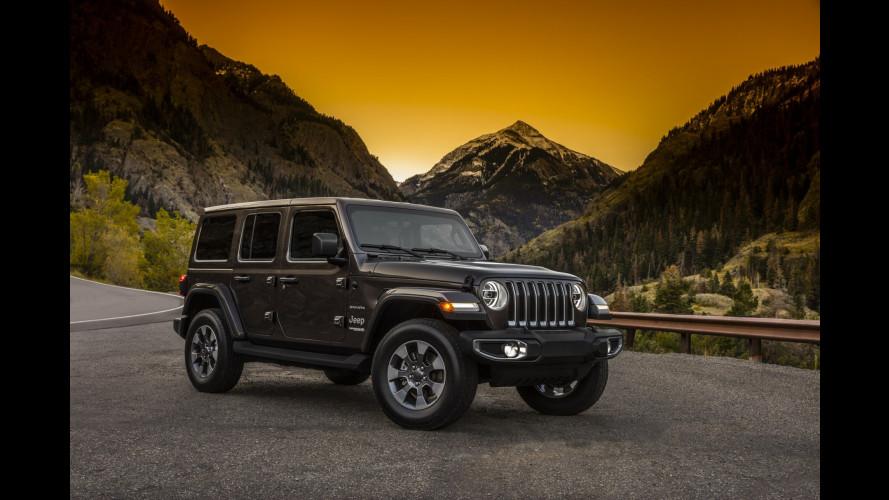 """Nuova Jeep Wrangler, si fa """"vedere"""" nelle notte di Halloween"""