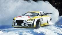 Audi TT RS Sport Quattro Rohrl Edition