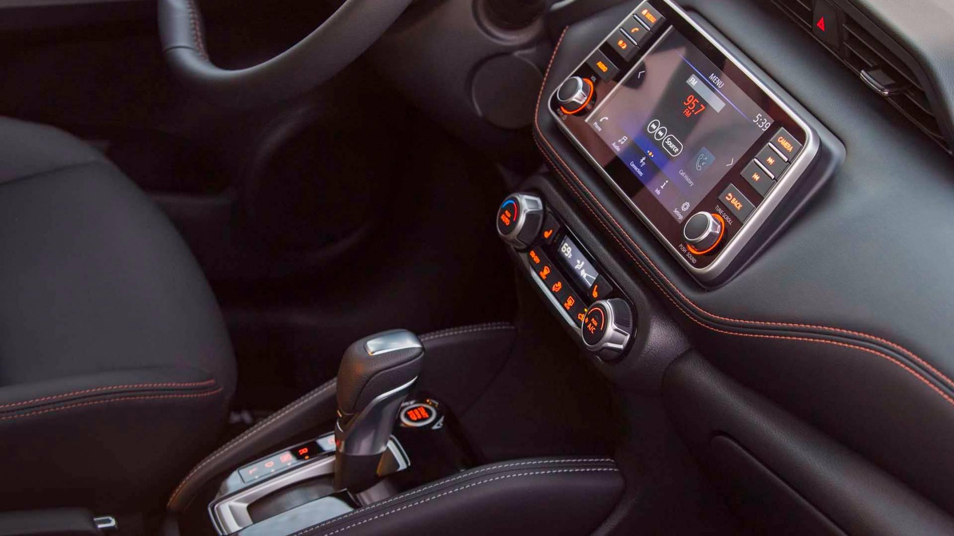 Nissan Kicks 2018 Eua Motor1 Com Fotos