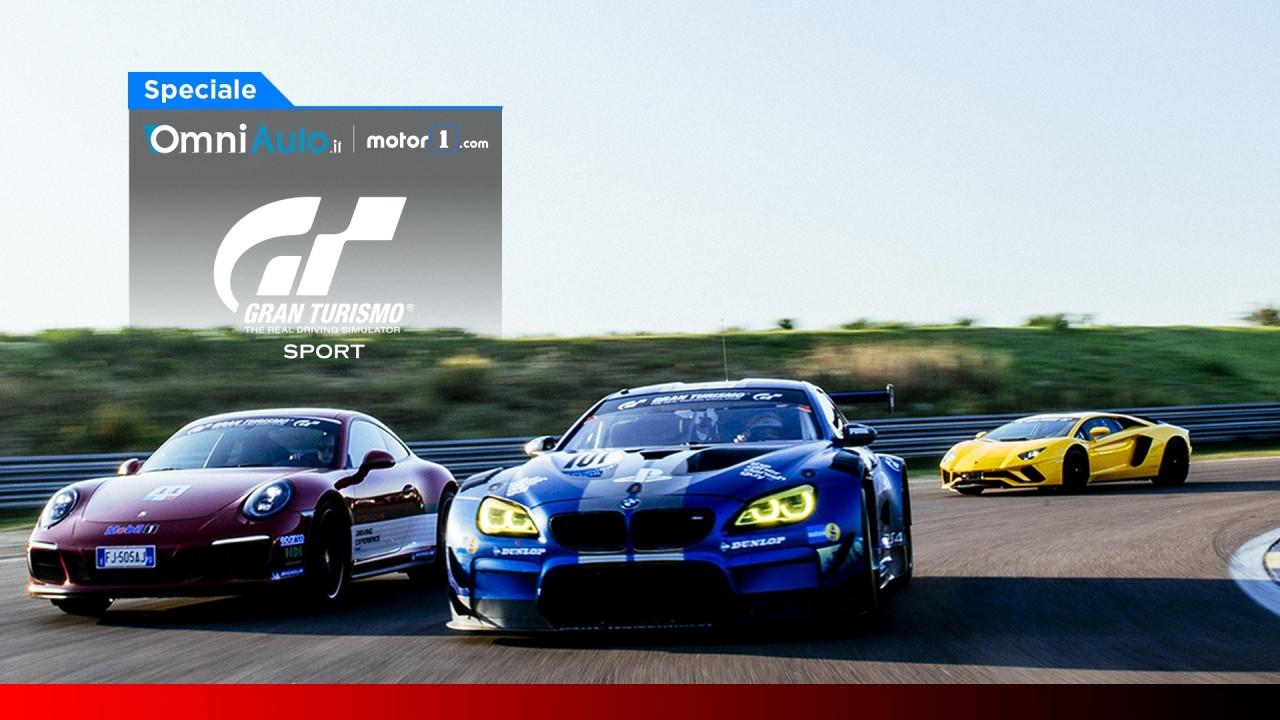 [Copertina] - Gran Turismo Sport, il VLOG delle nostre 24 ore tra gioco e realtà