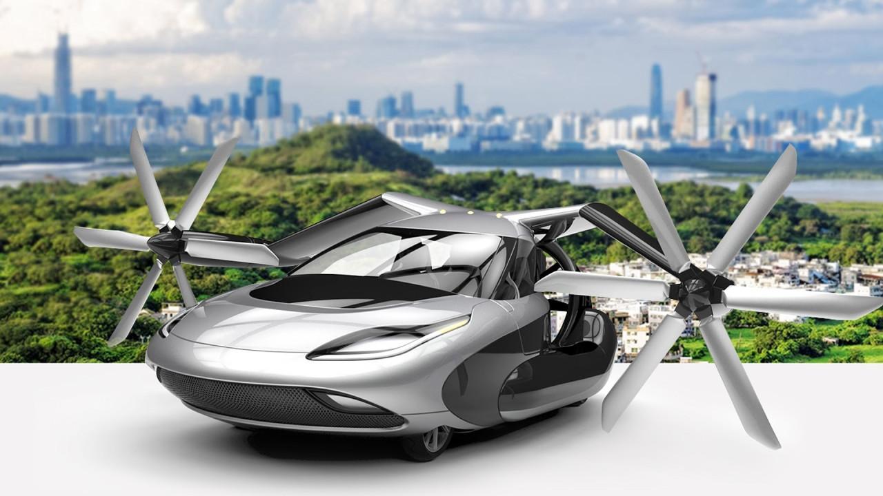 [Copertina] - Geely compra Terrafugia e punta all'auto volante