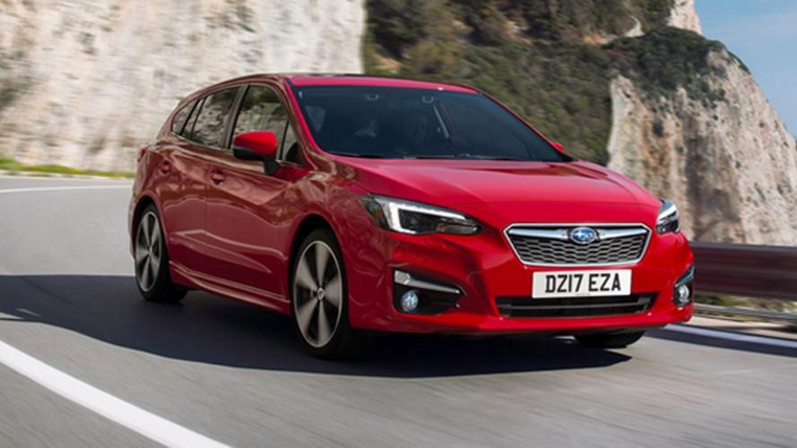 La nuova Subaru Impreza sbarca in Europa