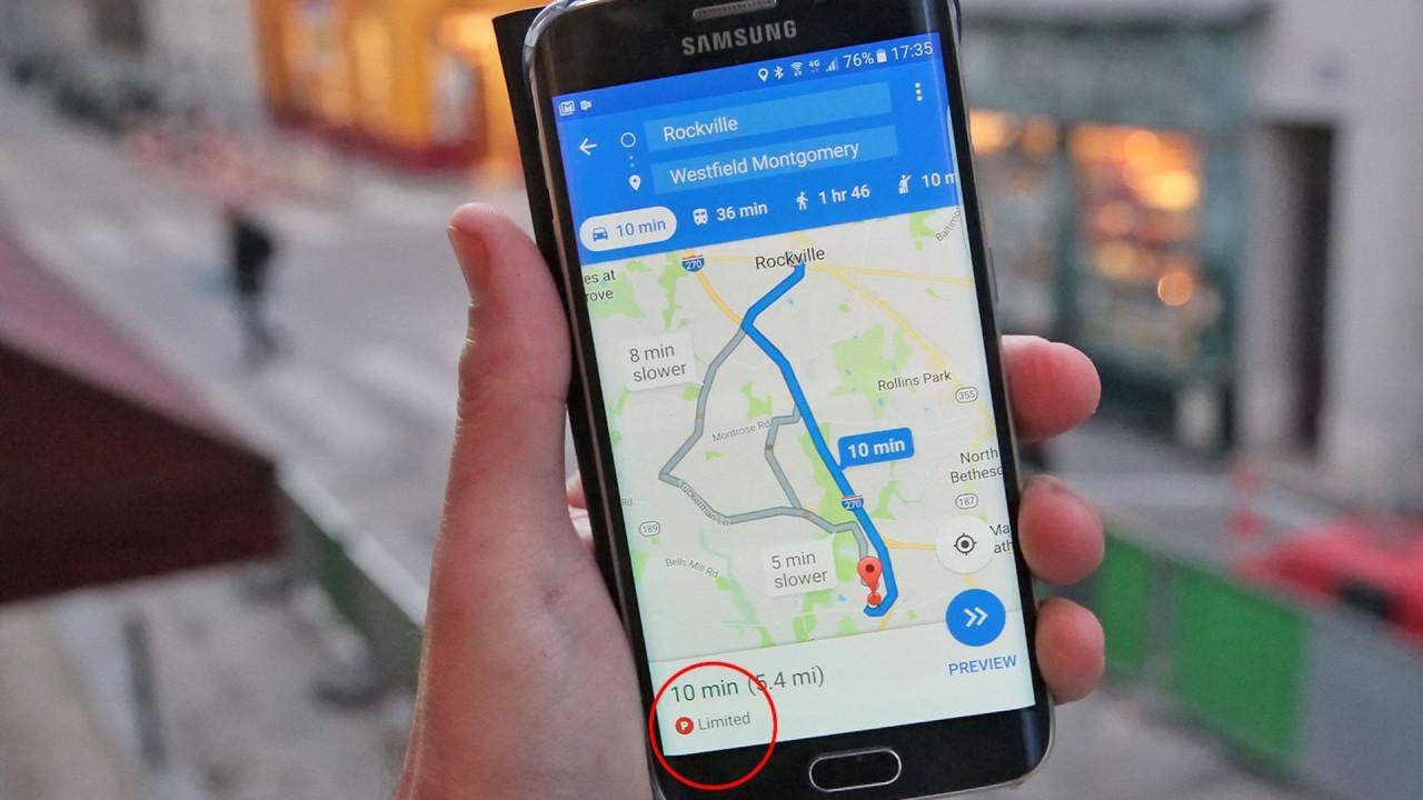 """[Copertina] - Google presenta le """"previsioni del parcheggio"""""""