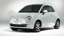 Fiat 500 Aria Concept explores the use of recycled material