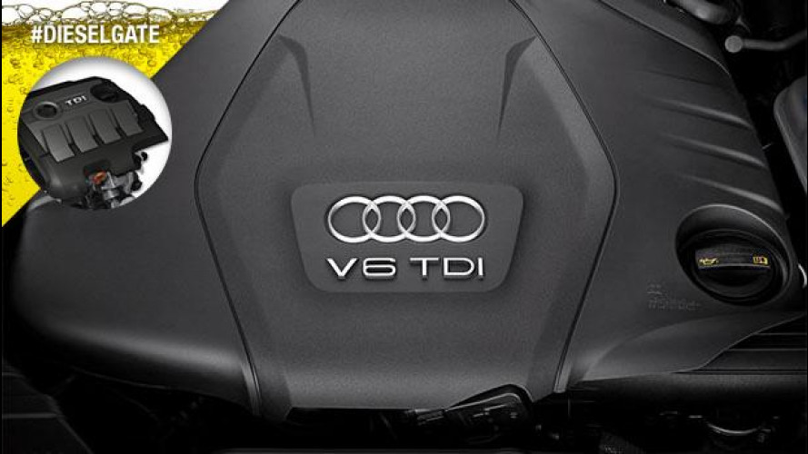 Dieselgate: l'EPA accusa anche i motori 3.0 TDI, ma Volkswagen nega