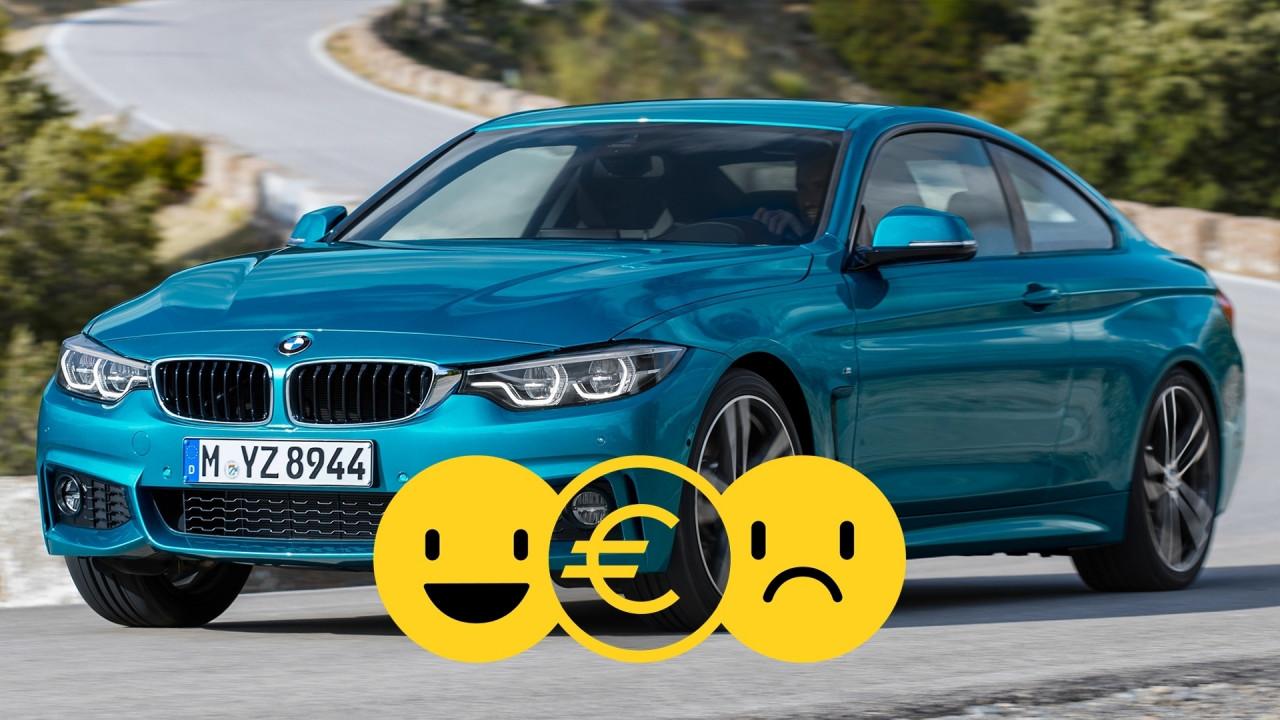 [Copertina] - Promozione BMW Serie 4 Coupé, perché conviene e perché no