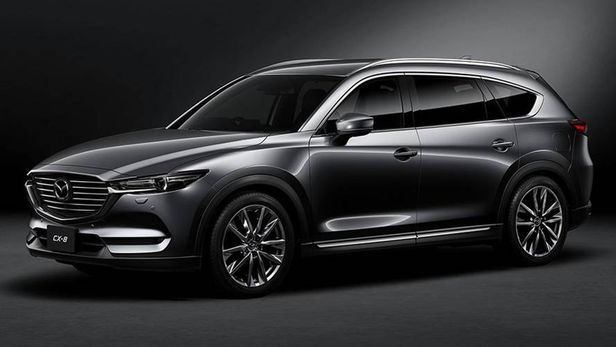 2020 Mazda CX-8 Gets Modest Equipment Update For Japan Market
