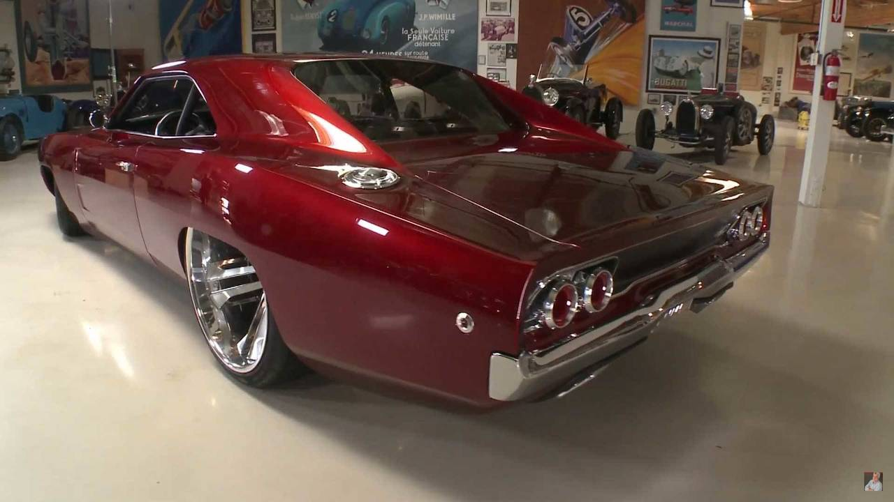 1968 Dodge Charger Project Car