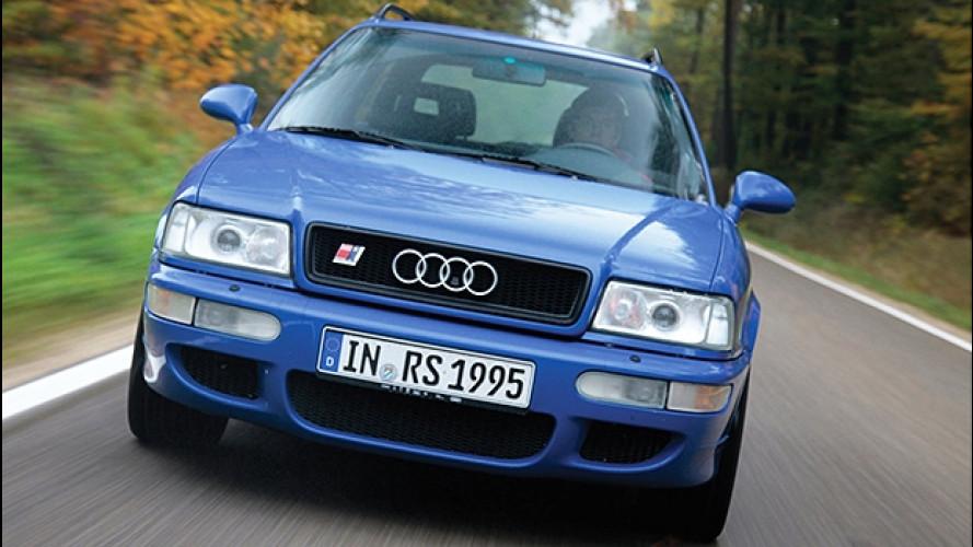 Audi 80, la rivoluzione compie 30 anni